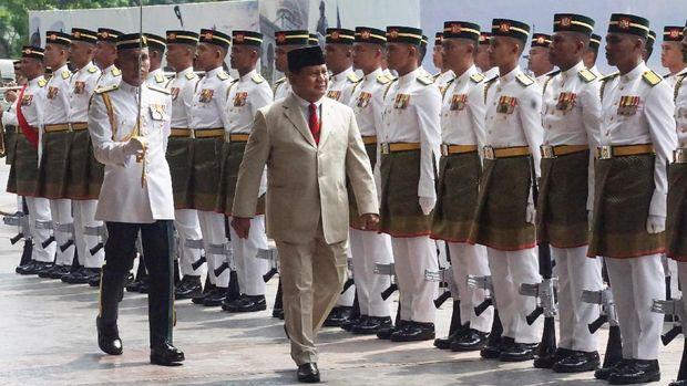 Prabowo Subianto /