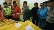 Jenazah 7 Korban Kecelakaan Maut di Cipali Dibawa Pulang Keluarga