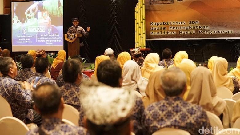 Perkuat Kapasitas SDM, BPKP Jatim Gelar Rapat Kerja di Banyuwangi