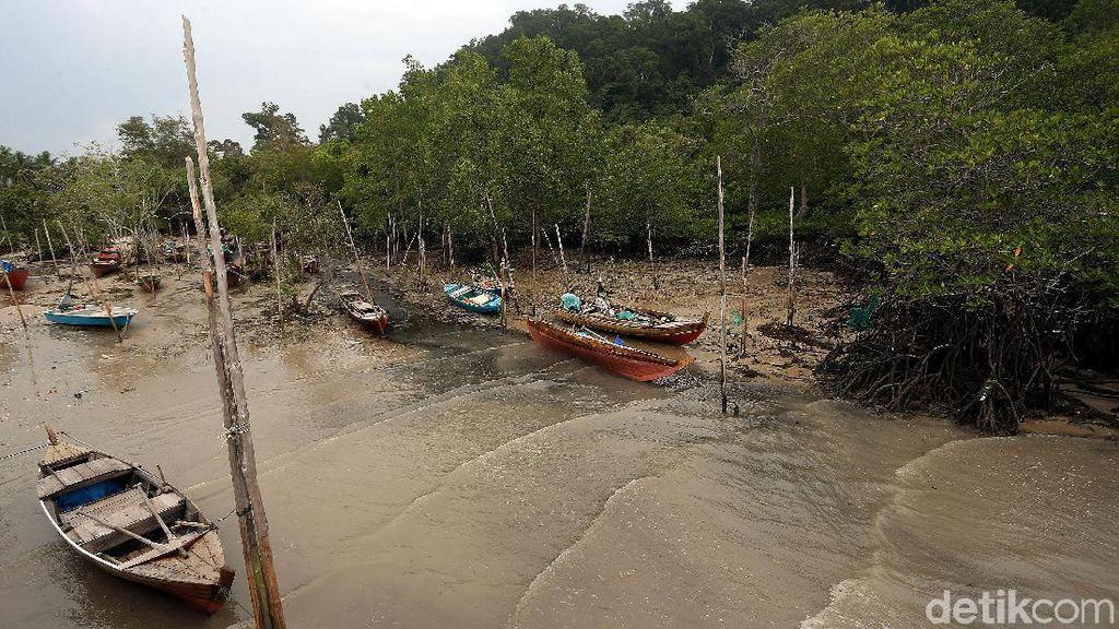 Berkat Listrik, Nelayan Perbatasan Tak Lagi Galau Melaut