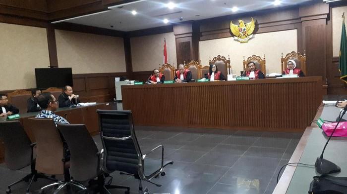 Foto: Sidang Wawan (Faiq Hidayat/detikcom)