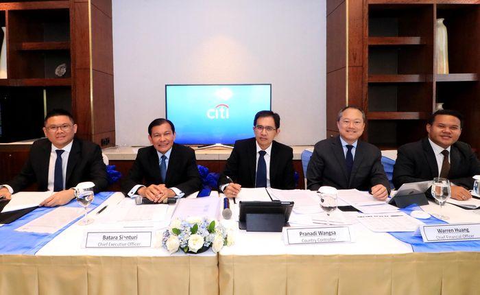 Selain membukukan pertumbuhan profitabilitas sebesar 70%, Citibank terus mempertahankan modal yang kuat dan kualitas aset yang baik, dengan rasio Kewajiban Penyediaan Modal Minimum (KPMM) sebesar 25,51% dan NPL Gross dan Net masing-masing sebesar 2,53% dan 0,5%. Foto: dok. Citi Indonesia