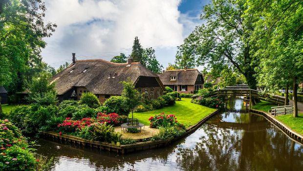 Giethoorn, Desa Dongeng di Dunia Nyata