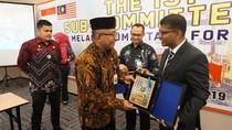 RI-Malaysia Bertemu Bahas Persiapan Pelayaran Ro-Ro Dumai-Malaka