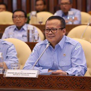 DPR Minta Edhy Prabowo Pangkas Pagu Anggaran Eselon