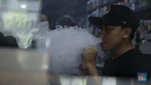 Pengumuman! Ada Aturan Baru Bagi Rokok Elektrik