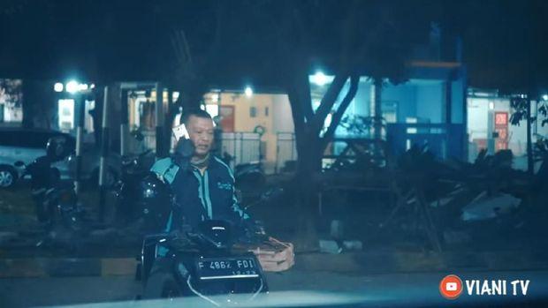 Ojol Ini Jadi Korban Prank YouTuber Gara-gara Pesanan Pizza Rp 500 Ribu