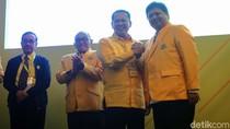 Maruf Harap Airlangga-Bamsoet Kompak: Golkar Jangkar Stabilitas Nasional