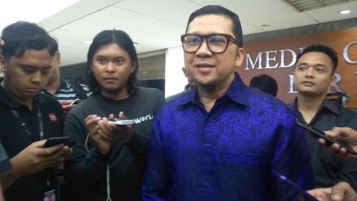 Ahmad Doli Kurnia (Foto: Nur Azizah/detikcom)