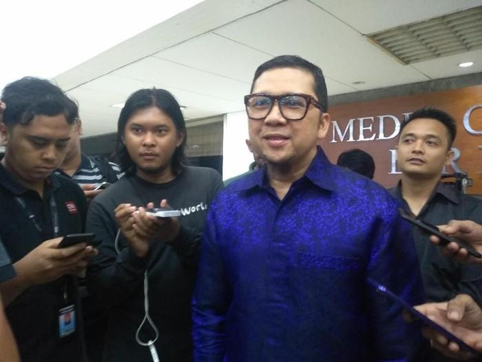 Foto: Ketua Komisi II DPR Ahmad Doli Kurnia (Azizah-detikcom)