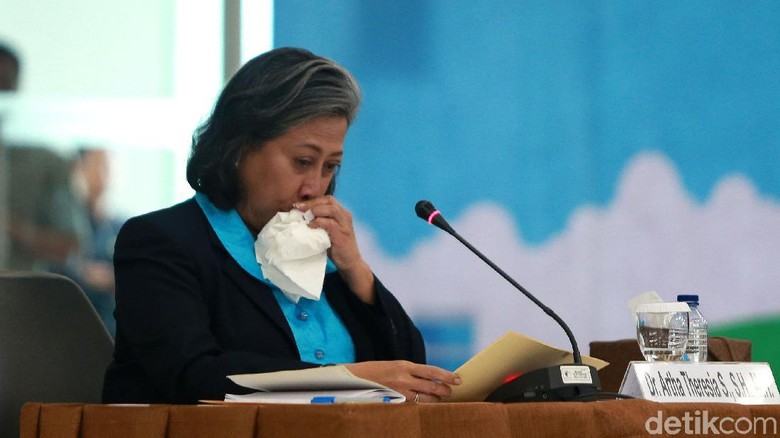 Calon Hakim Agung Artha Nilai Vonis 13 Tahun Penjara Udar Pristono Salah