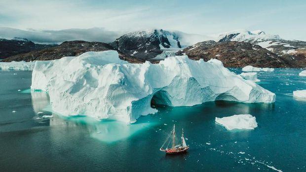 Seperti di Film Frozen, Ini Negara-Negara 'Beku' di Dunia