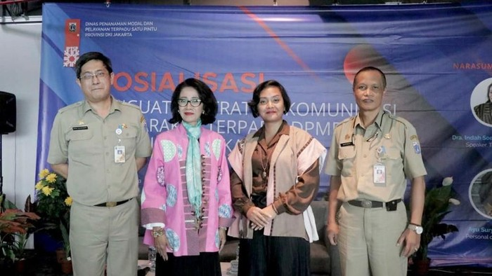 Foto: DPMPTSP DKI Jakarta