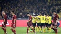 Kualifikasi Piala Dunia 2022: Malaysia Tundukkan Thailand 2-1