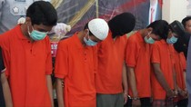 Polisi Tangkap Komplotan Begal Sadis di Jakarta Selatan