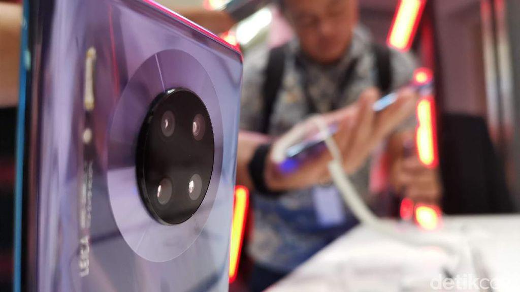 Huawei Mate 30 Pro Hadir dengan 4 Kamera Belakang