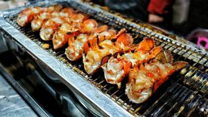Penggemar Seafood, Ini 5 Jajanan Korea Topping Abalon hingga Lobster