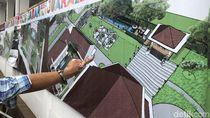 Desain Kolam Renang Rumah Dinas Ridwan Kamil yang Ada untuk Relaksasi