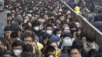 Dua Warga China Terjangkit Wabah Maut Hitam yang Sangat Mematikan