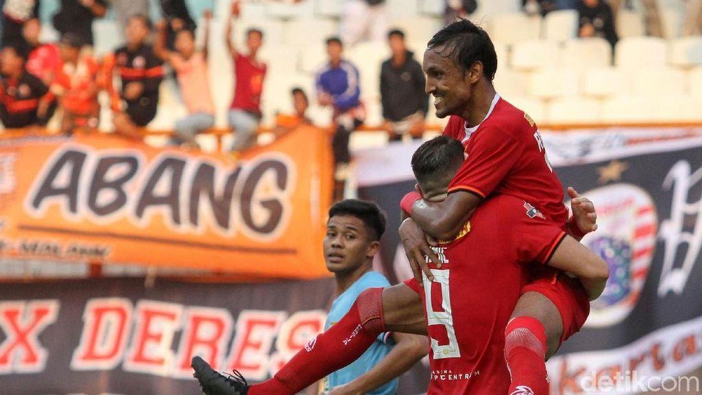 Klasemen Liga 1 2019 Usai Bali United Kalah dan Persija Menang