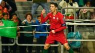 Keluhkan Lapangan Luksemburg, Ronaldo Sebut Ladang Kentang