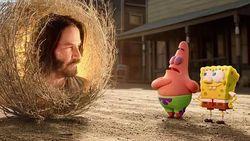 Keanu Reeves Jadi Kejutan di The Spongebob Movie