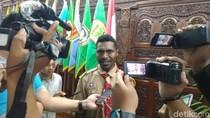 Sempat Pulang ke Kampung Halaman, 107 Warga Papua Kembali ke Jateng