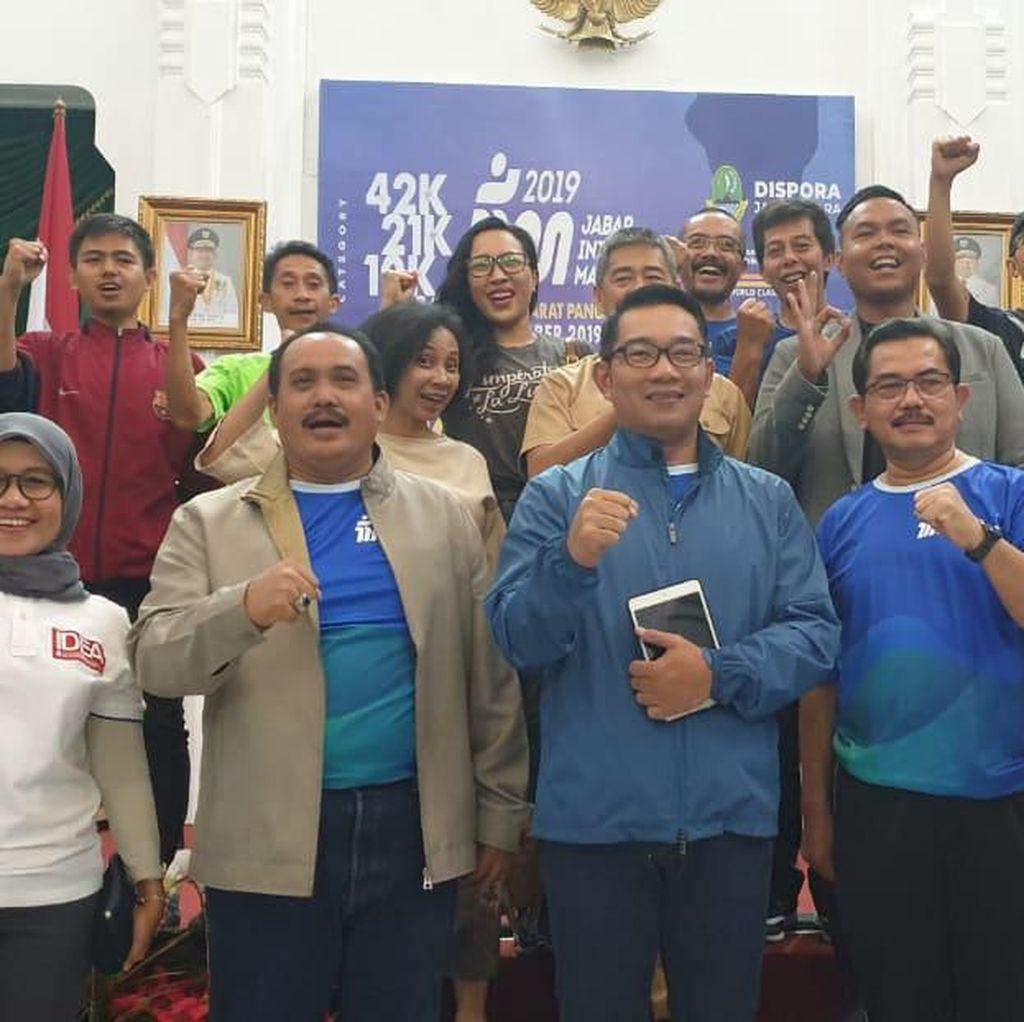 Jabar International Marathon 2019 Siap Suguhkan Keindahan Pangandaran