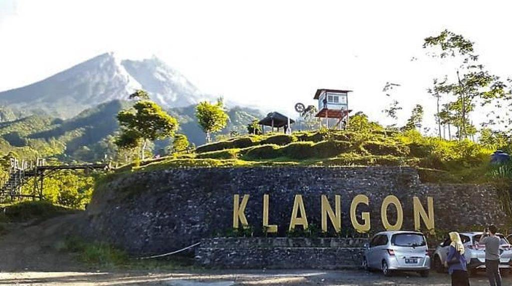 Bukit Klangon, Sebuah Kesejukan di Yogyakarta