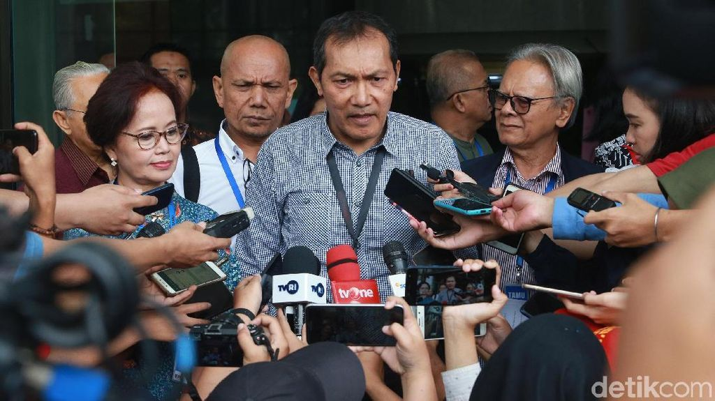 Penggiat Antikorupsi Temui Pimpinan KPK