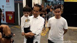 Cucu Ketiga Jokowi Bernama La Lembah Manah, Ini Dia Artinya