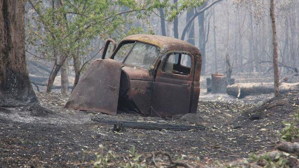 Kisah Wytaliba, Ground Zero Kebakaran Hutan di Australia