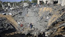 Israel Kembali Gempur Jihad Islam di Gaza Usai Diserang Roket