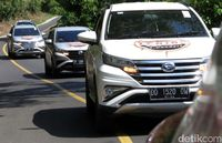 Eksplorasi Daihatsu Terios di Bumi Mekongga