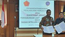 Kemenhub dan Intelijen TNI Kerja Sama Pertukaran Informasi Pelayaran
