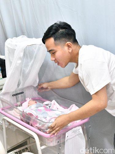 Arti Nama Unik Cucu-cucu Jokowi, La Lembah Manah hingga Jan Ethes
