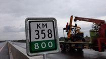 Bakal Diresmikan Jokowi, Ruas Tol Pematang Panggang-Kayu Agung Siap Digunakan