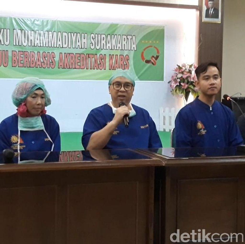 Dokter: Adik Jan Ethes Lahir Lewat Operasi Caesar