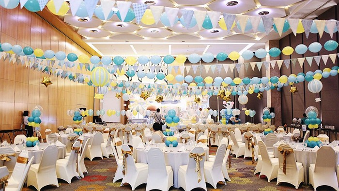 Kids Birthday at Angsana Ballroom (Foto: Holiday Inn Jakarta Kemayoran)