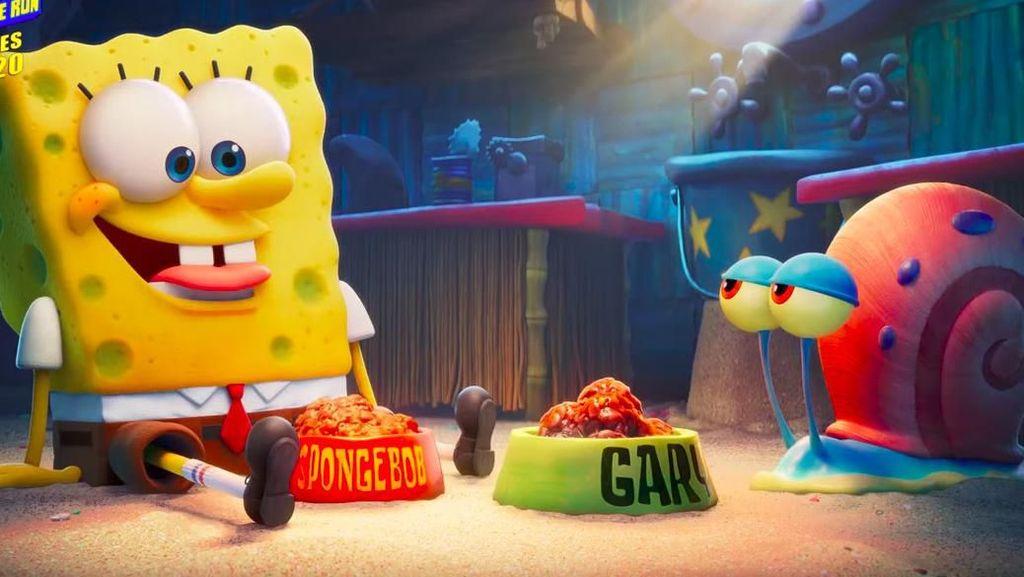 Deretan Tokoh di SpongeBob SquarePants, Mana Favoritmu?