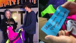 Billie Eilish Dituduh Buang Jaket dari Fans, Kini Ada di Toko Barang Bekas