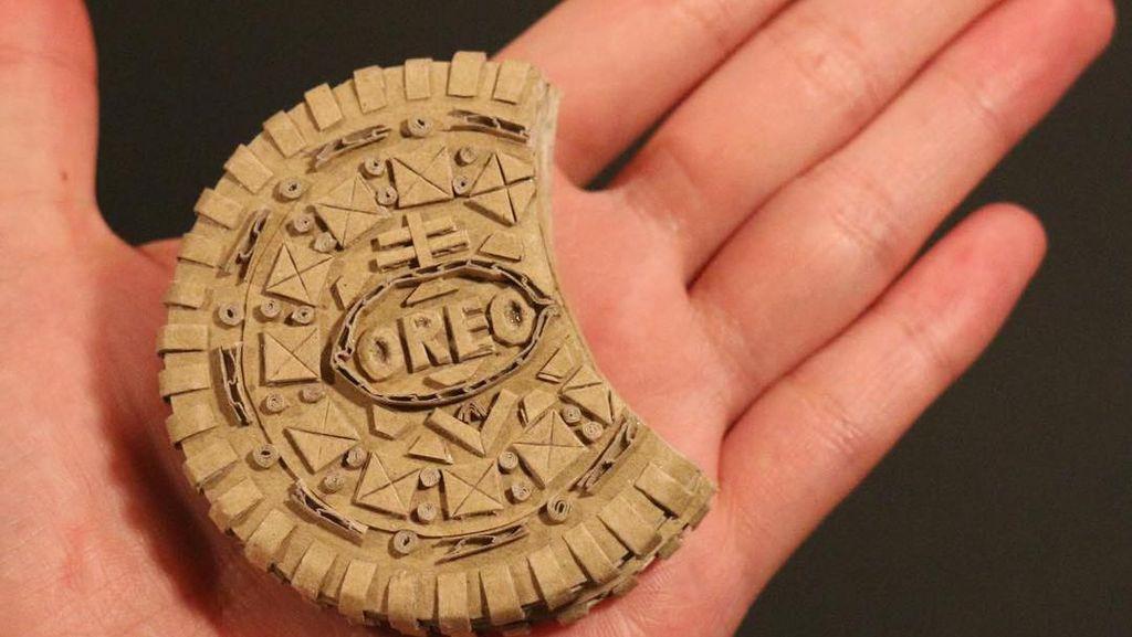 Keren! 10 Replika Makanan dari Kardus Bikinan Seniman Jepang