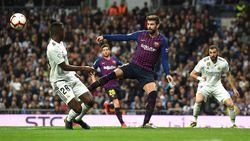 Madrid Keluhkan Jadwal El Clasico, Pique: Barca Juga Akan Komplain, kok
