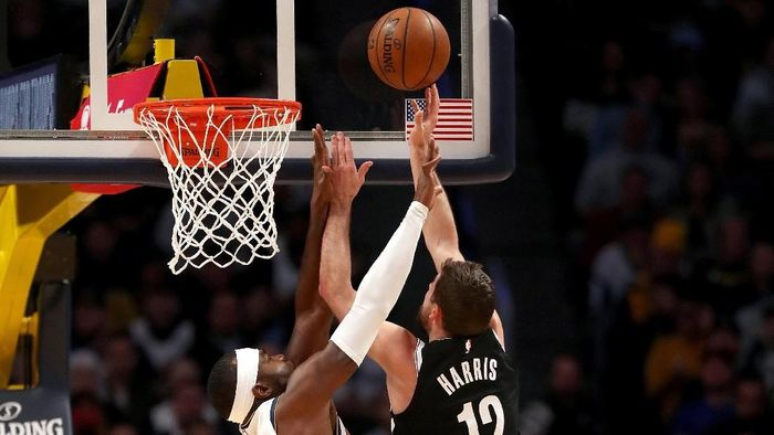 Hasil NBA: Brooklyn Nets ditekuk Denver Nuggets. (Foto: Matthew Stockman / Getty Images)