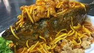 Maknyus! Seafood, Pizza hingga Bakso Cuanki yang Gurihnya Bikin Laper