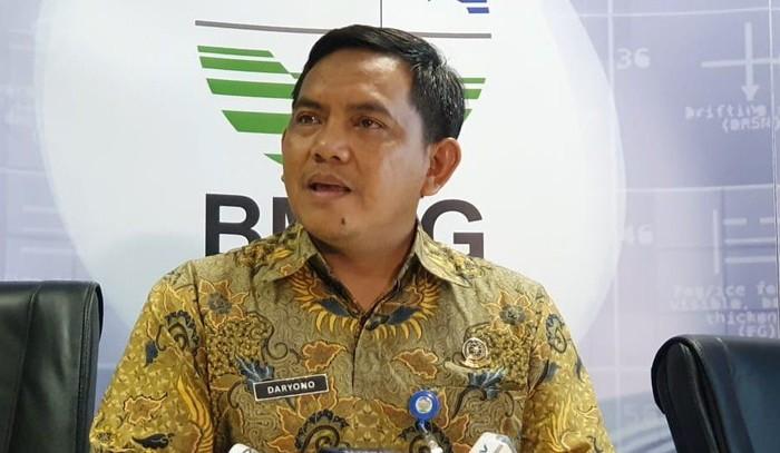 Kepala Bidang Mitigasi Gempabumi dan Tsunami BMKG, Daryono (Eva/detikcom)
