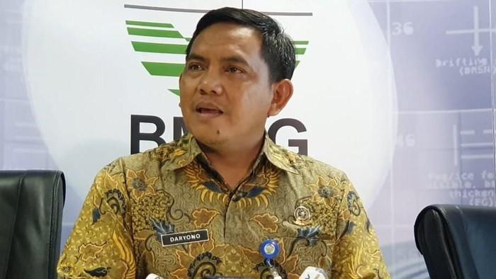 Kepala Bidang Mitigasi Gempabumi dan Tsunami BMKG, Daryono (Eva-detikcom)