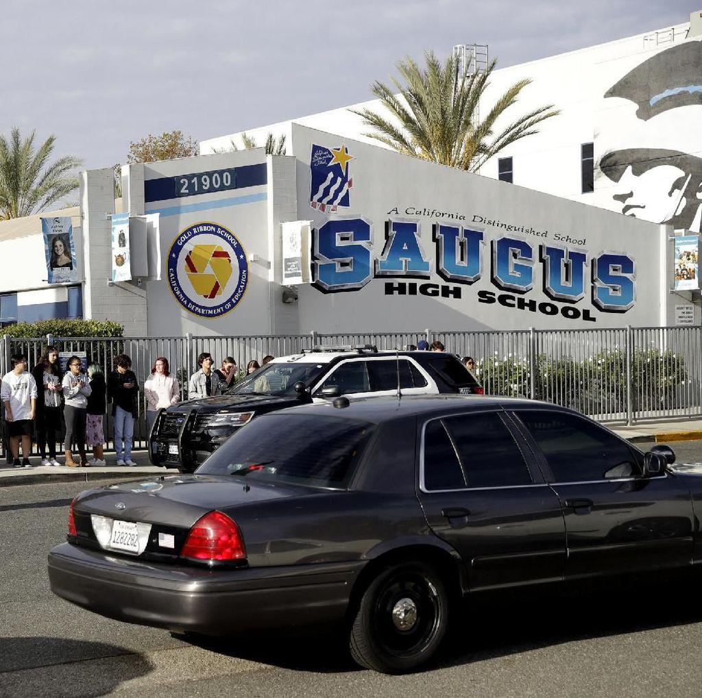 2 Orang Tewas, Pelaku Penembakan di California Kritis Usai Tembak Kepala