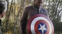 Terima Perisai Captain America Adalah Hal Paling Emosional untuk Falcon