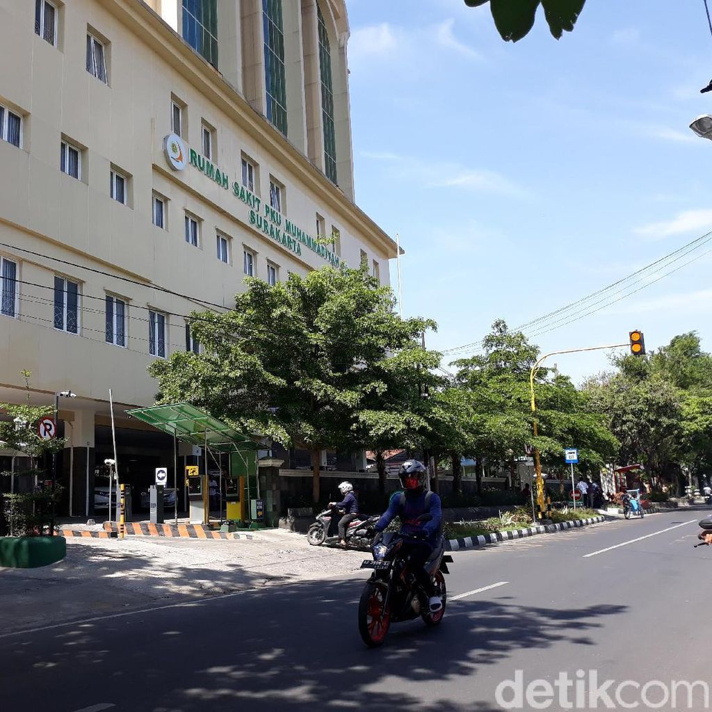 Jelang Persalinan Selvi Ananda, Iriana Jokowi Sudah di RS PKU Solo